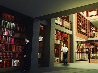 Leia mais sobre Biblioteca Direito USP Proposta II